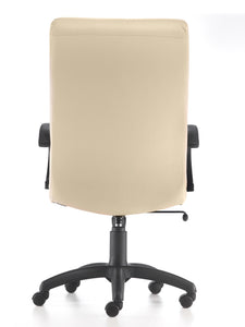 office armchair with casters RONDA