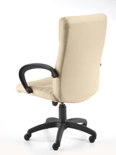 Load image into Gallery viewer, office armchair with casters RONDA