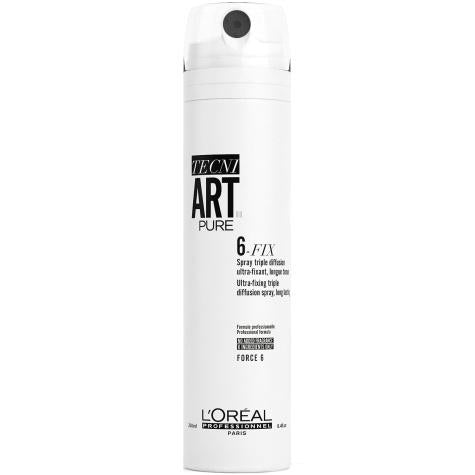 L'Oréal Professionnel Tecni.Art Pure 6-Fix Spray 250ml