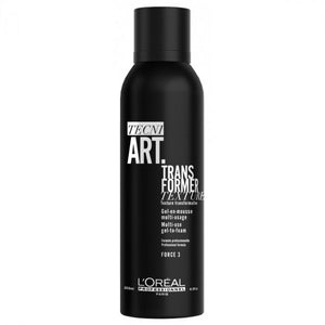L'Oréal Professionnel Tecni.Art Transformer Texture Gel-to-Foam 150ml
