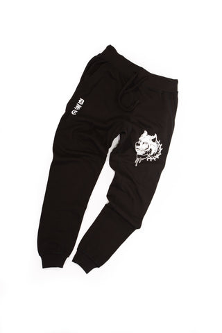 Black and White Sweats