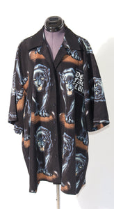 Panther Button Up