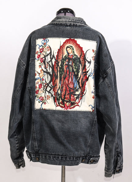 Virgin Faded Denim Jacket