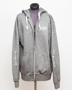 Ashes and Roses Zip Up