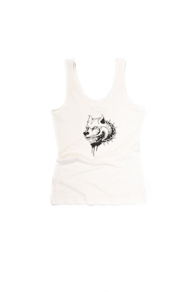 White and Black Tank S