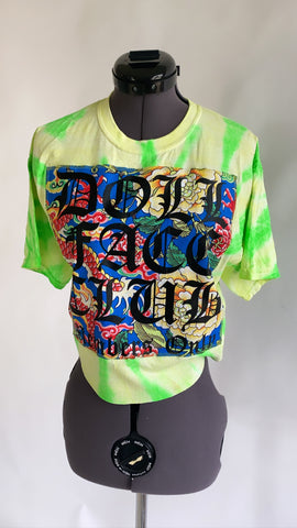 Neon Dragon Crop