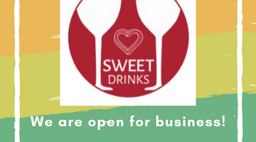 It's Launch Day for sweetdrinks.co.uk
