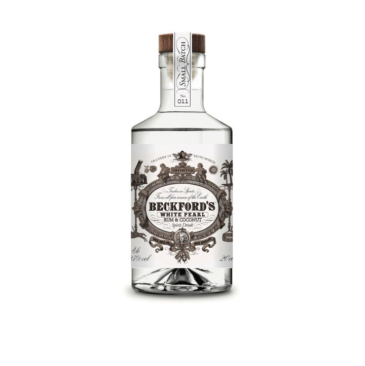 Beckfords White Pearl Rum Coconut