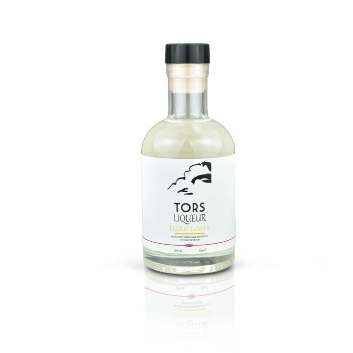 TORS Elderflower Vodka Liqueur