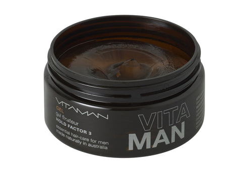 natural mens hair gel