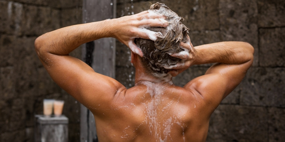 leave-in hair conditioner for men