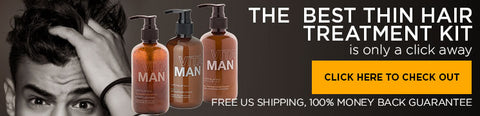 VITAMAN thin hair kit