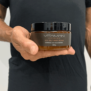 vitaman sea salt body scrub