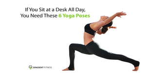 If You Sit at a Desk All Day, You Need These 6 Yoga Poses in Your Life