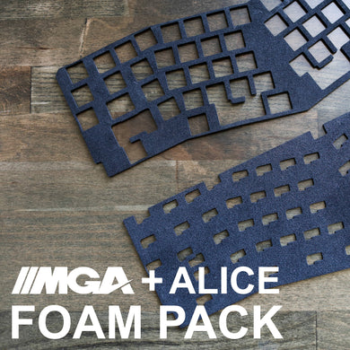 MGA Foam Pack (Alice Keyboard Foam, set of 2)