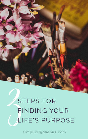 Figure out what to do with your life by following these three steps. I don't have the answers, and it's okay that you don't either. Your life's purpose is found in the questioning.