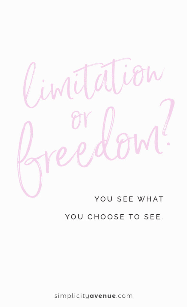 Limitations come in many shapes and sizes. Recently, mine's taken the form of a wheelchair. My thoughts on resilience, freedom, and accepting limitations.