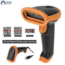 Load image into Gallery viewer, ON SALE ! JP-A1 Barcode Scanner Supermarket POS Barcode Reader XP-58IIH 58mm POS Thermal Receipt Printer Ticket Printer