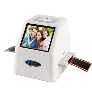 "35mm Film Scanner 22 Mega Pixels Negative Slide Scanner 110 135 126KPK Digital Film Converter with 2.4""LCD Support Russian"