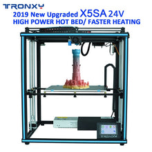 Load image into Gallery viewer, Upgraded TRONXY 3D Printer X5SA-400/X5SA PRO/X5SA 24V  DIY Touch Screen Auto Level Large Print Size 3d Machine ABS Filament