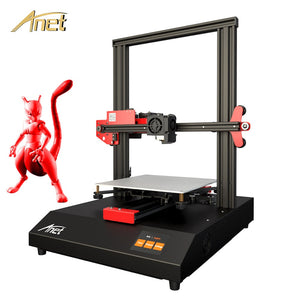 Anet 3d printer ET4 Full Auto leveling Printer High precision FDM 3d printer support Filament detection Printer 3d with filament