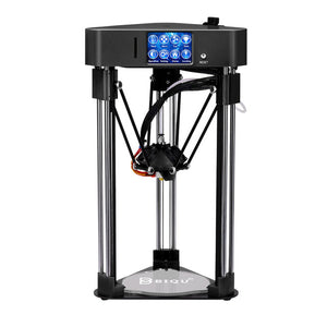 BIQU Magician 3D Printer High Precision Mini Kossel Delta Printer MK8 Extruder Fully Assembly 2.8 inch Touch Screen with Titan