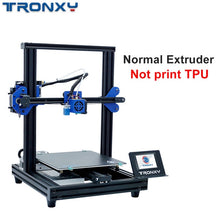 Load image into Gallery viewer, TRONXY Upgraded 3D Printer Kit XY-2 PRO Printing 255X255X260mm Fast Assembly Auto Level Continuation Print Power Filament Sensor