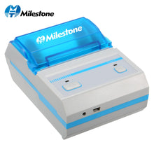 Load image into Gallery viewer, Milestone Label Printer Thermal Barcode Printer MHT-L5801 With App Android IOS Mini Wireless Bluetooth Bar Code Label Maker