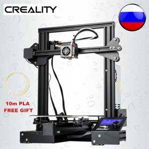 Creality Ender 3 Pro 3D Printer DIY Prusa I3 Creative Upgraded UL Power Supply and Resume Printing 220x220x250mm for Hobbyists