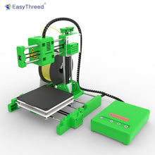 Load image into Gallery viewer, Easythreed X13D Printer Mini Entry Level 3D Printing Toy for Kids Children Personal Education Gift Easy to Use One Key Printing