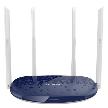 TP LINK WDR5610 Gigabit  Rate Wifi Router AC1200M Double Frequency Wireless Router Million Ethernet Interfaces