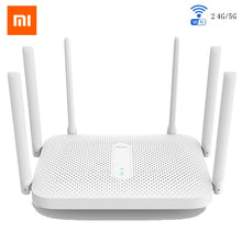 Load image into Gallery viewer, Xiaomi Redmi AC2100 Router Gigabit Dual-Band Wireless Router Wifi Repeater with 6 High Gain Antennas Wider Coverage Easy setup