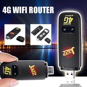 LEORY 3G 4G WiFi Router USB LTE High Speed 150Mbps Modem Wireless Router Hotspot SIM Card Mini for Travel Car Outdoor Office