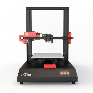 2020 New Arrival Anet ET4 2.8'' Touch All Metal Frame Fast Heating DIY 3D Printer 25 Points Auto Leveling Resume Printing