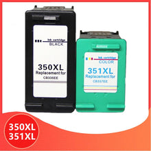 Load image into Gallery viewer, 350XL 351XL Ink cartridge replacement for hp 350 351 for hp350 D4200 C4480 C4580 C4380 C4400 C4580 C5280 C5200 C5240 printer