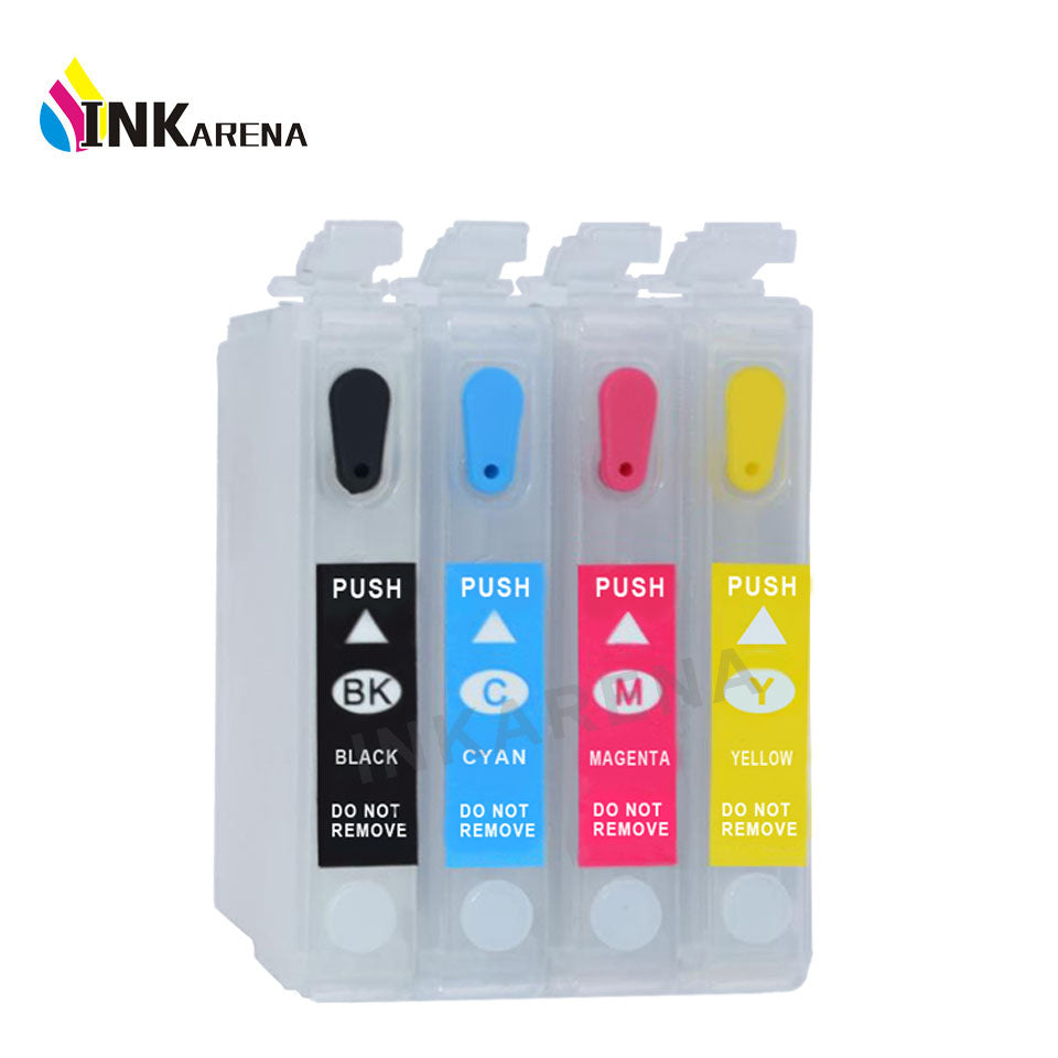 T1291 Refillable Ink Cartridge for EPSON B42WD SX435W SX230W SX425W SX435W SX438 SX445W SX525WD SX535WD Printer Cartridge