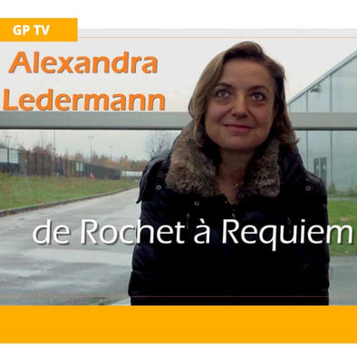 Interview d'Alexandra Ledermann par Grand Prix TV