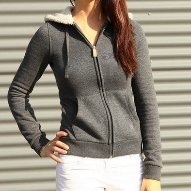 sweat domingo gris alexandra ledermann sportswear  alsportswear