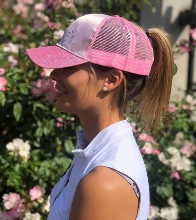 casquette queue de cheval neredith rose equitation alexandra ledermann sportswear alsportswear