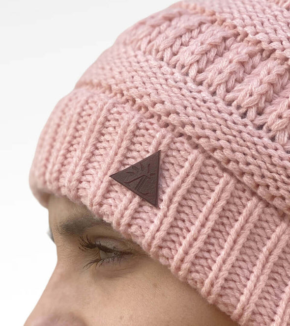 bonnet queue de cheval rose zoom alsportswear alexandra ledermann sportswear