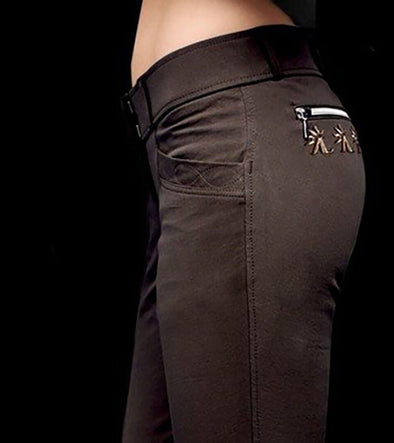 pantalon equitation royal chocolat alexandra ledermann alsportswear