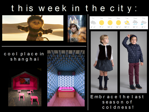 THIS WEEK IN THE CITY