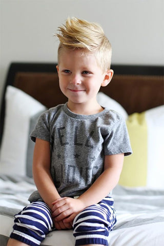 Fantastic Summer Hairstyles Boys Edition Childrenchic Short Hairstyles For Black Women Fulllsitofus