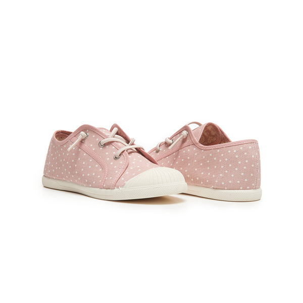 Girls' Childrenchic® Sneaker in Pink Dots