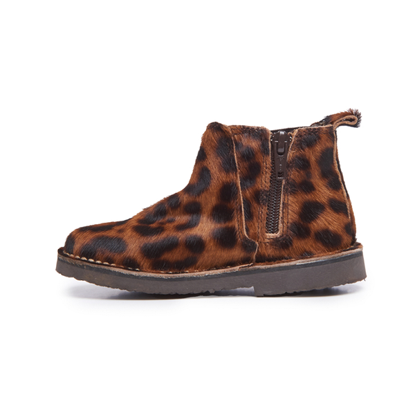 Girls' Childrenchic® Animal Print Chelsea