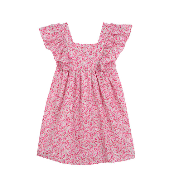 Girl's Olivier x Childrenchic® Ruffles Lolly Dress