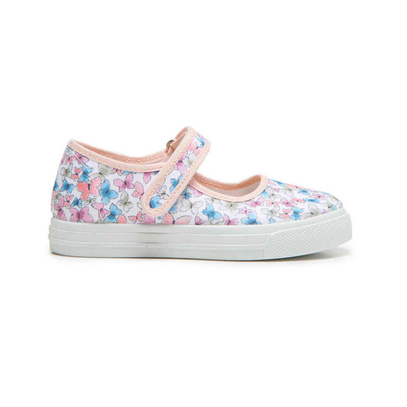 Girls' Childrenchic® Butterfly  Mary Jane Sneakers