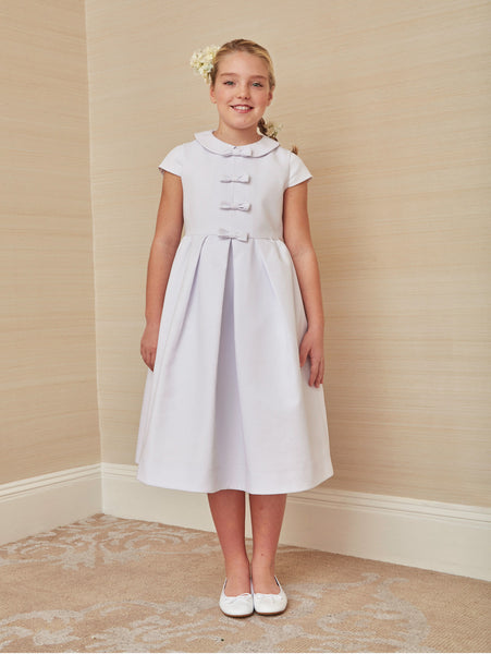 Retro First Communion Dress