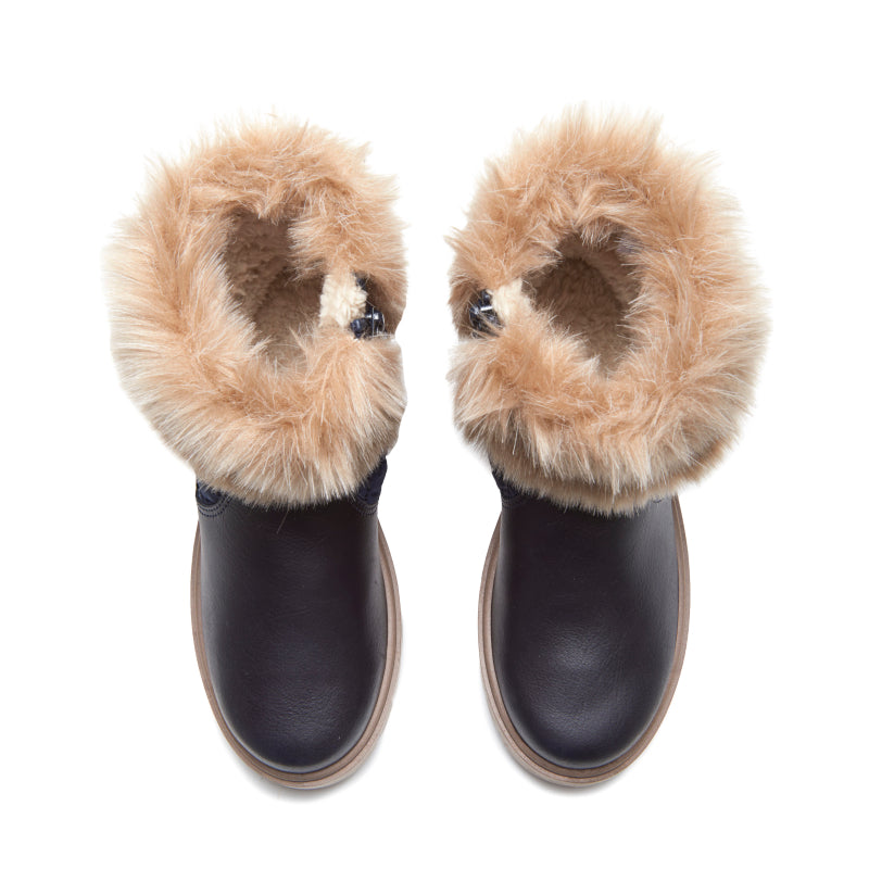 Girls' Childrenchic® Winter Chill Boots with Faux-Fur