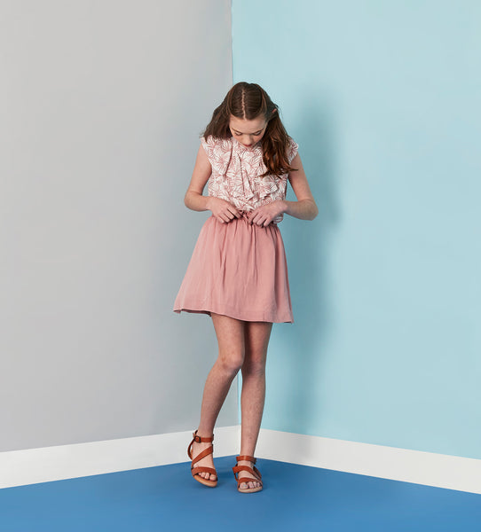 Girl's Childrenchic® Rosewood Skirt